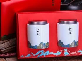 送给客户领导,包装要有档次的茶叶包装盒礼品,礼盒包装设计要注意高标准